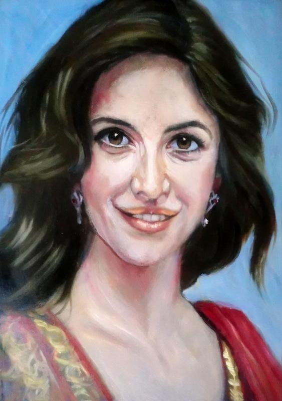 Katrina Kaif by hidemitada